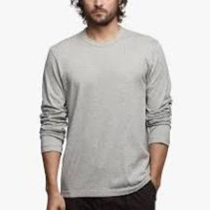 STANDARD JAMES PERSE LONG SLEEVE CREW NECK Size M